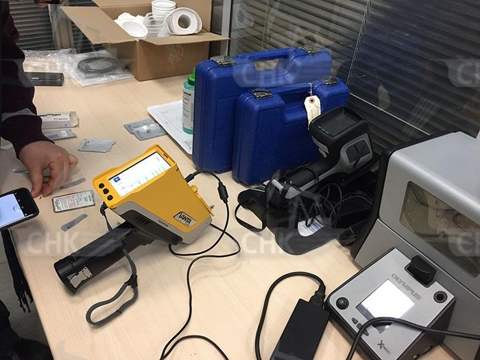 Ремонт анализаторов металла, спектрометров и прочего оборудования