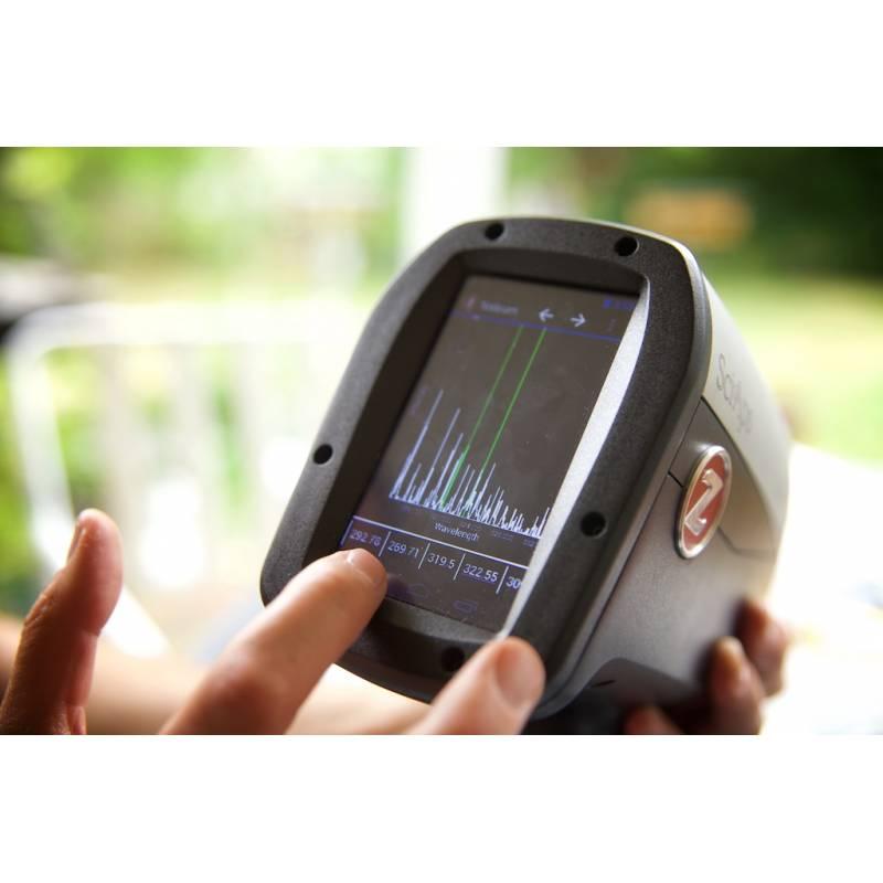 Портативный лазерный анализатор SciAps Z300 - фото 2