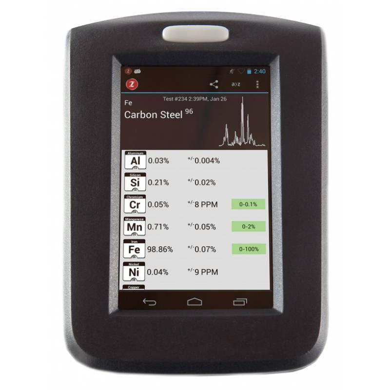 Портативный лазерный анализатор SciAps Z300 - фото 1