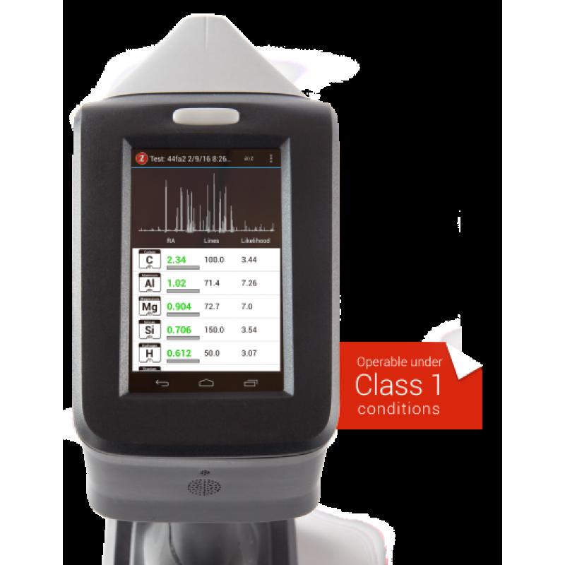 Портативный лазерный анализатор SciAps Z200 - фото 2