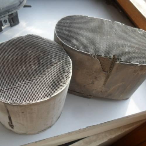 Автомобильные катализаторы, заработок, добыча драгоценных металлов