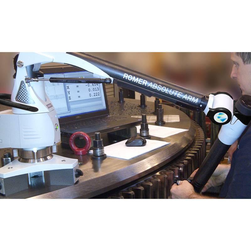 Gear Measurement System - переносная система 3D измерения шестерней
