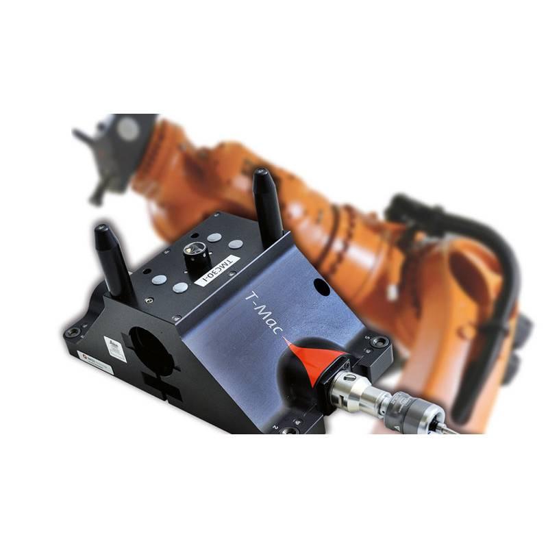 Leica T-Mac - устройство слежения для автоматизированных приложений