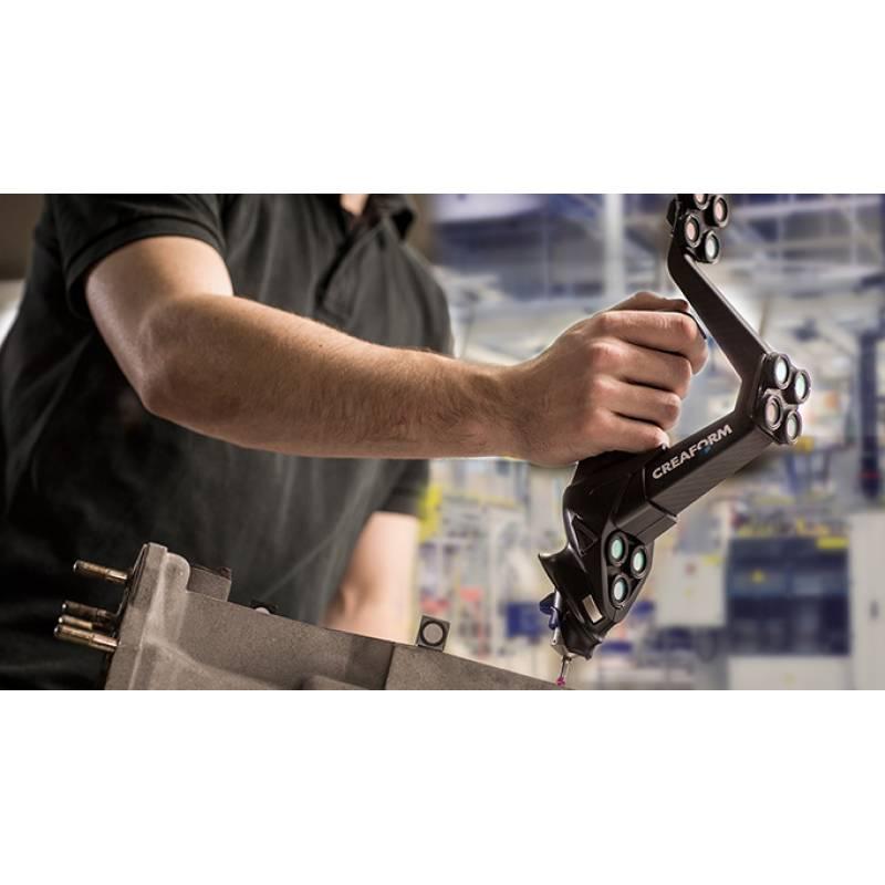 Системы 3D сканирования CREAFORM MetraSCAN, HandyPOBE, MaxSHOT - фото 2