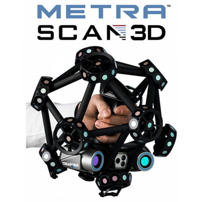 Системы 3D сканирования CREAFORM MetraSCAN, HandyPOBE, MaxSHOT