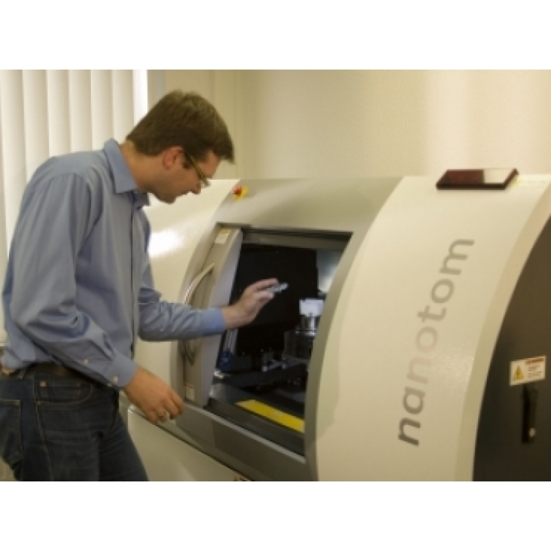 Томографическая система phoenix nanotom m - microCT & nanoCT - фото 3