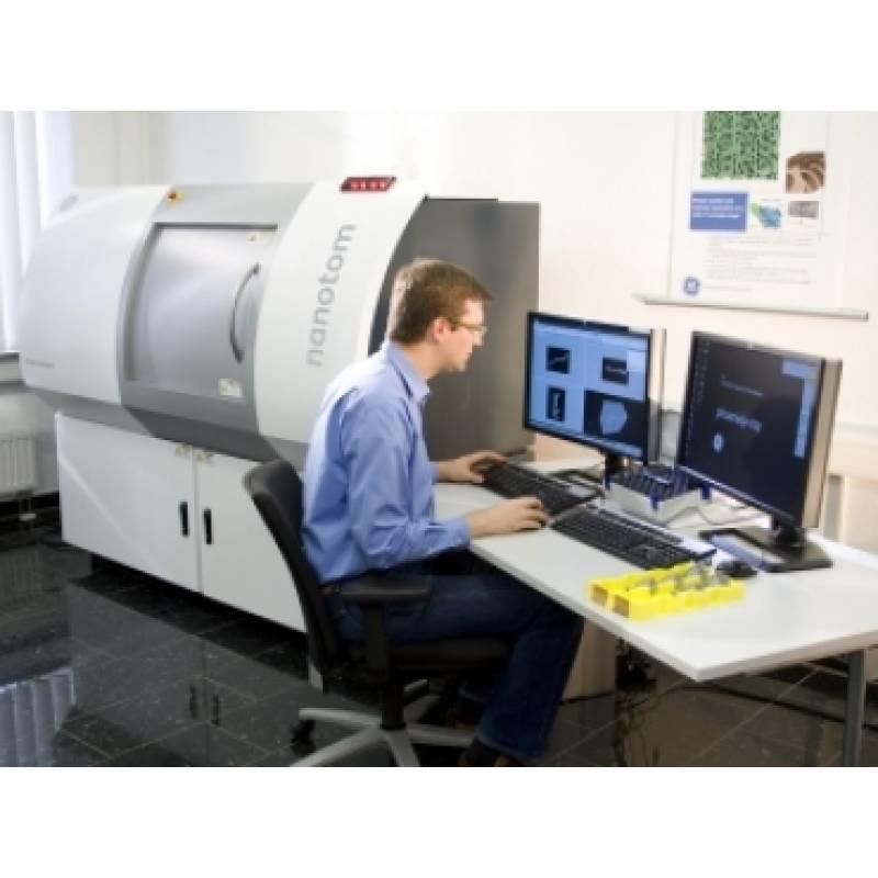 Томографическая система phoenix nanotom m - microCT & nanoCT - фото 2