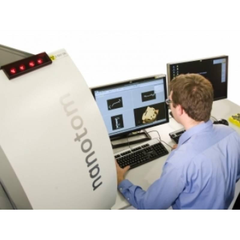 Томографическая система phoenix nanotom m - microCT & nanoCT - фото 1