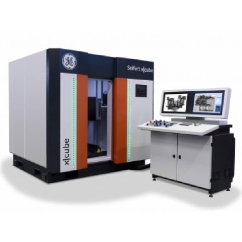 Seifert x|cube compact / XL рентгеновский аппарат неразрушающего контроля - фото 1