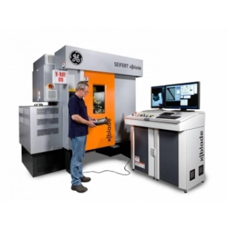 GE Seifert x|blade рентгеновский аппарат неразрушающего контроля