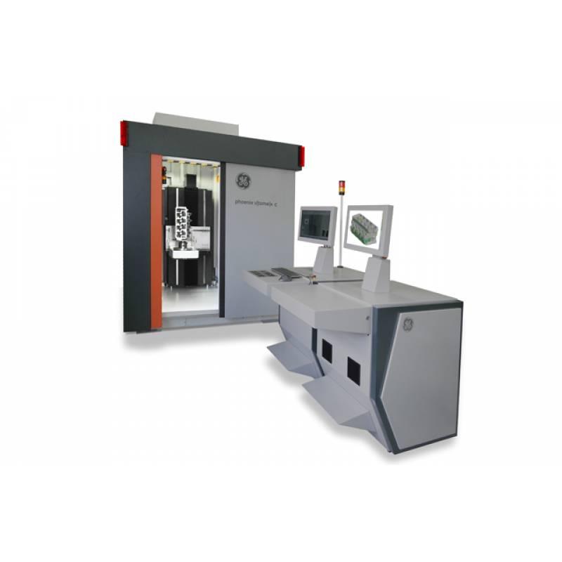 phoenix v|tome|x C450 высокопропускная система компьюетрной томографии