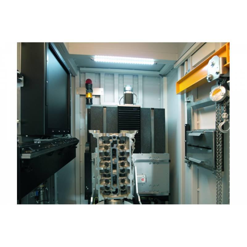 phoenix v|tome|x C450 высокопропускная система компьюетрной томографии - фото 1