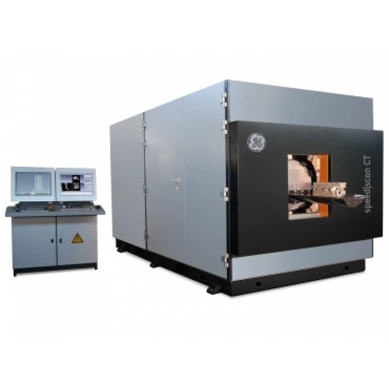 speed|scan 64 высокопропускная система компьюетрной томографии