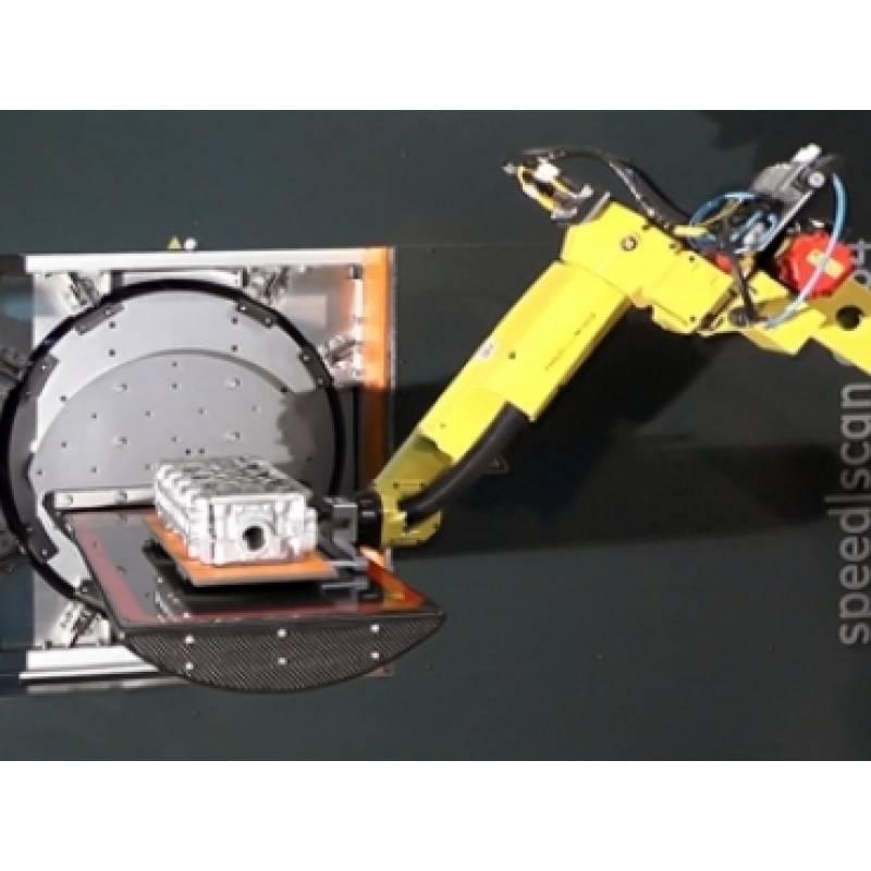 speed|scan 64 высокопропускная система компьюетрной томографии - фото 1