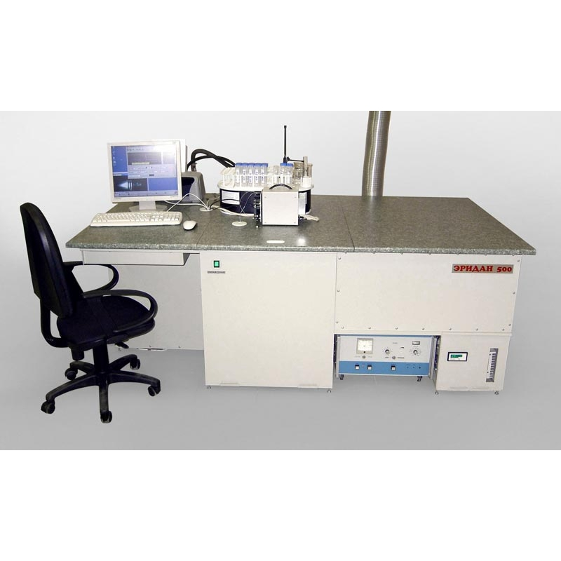 ЭРИДАН 500 дуговой опттико-эмиссионный спектрометр