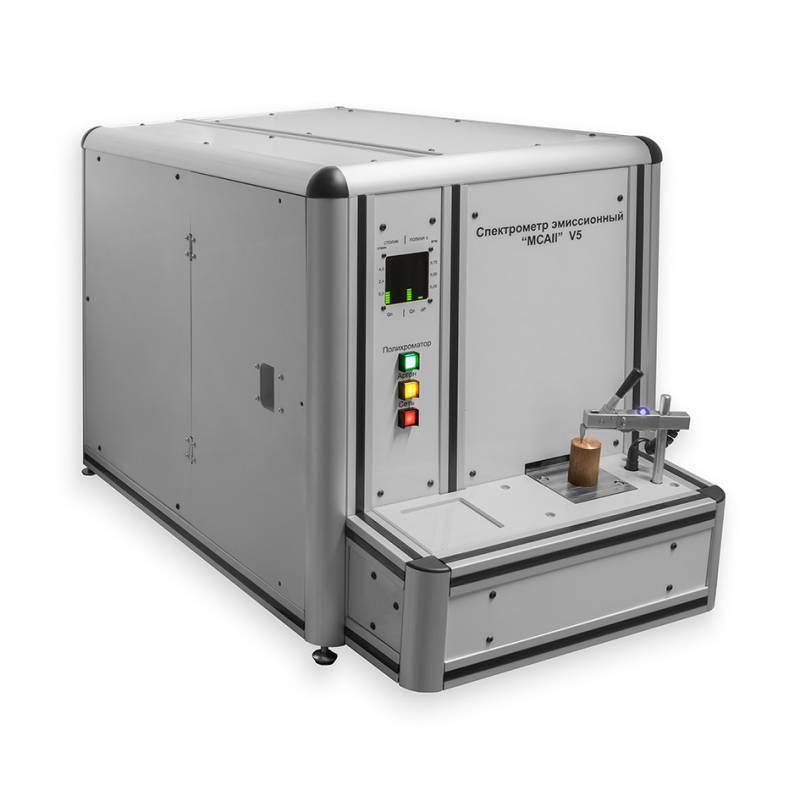 MCAII V5 опттико-эмиссионный спектрометр