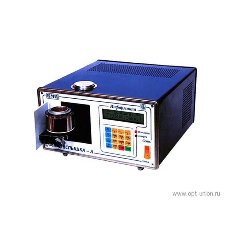 Регистратор автоматический температуры вспышки нефтепродуктов Вспышка-А - фото 4