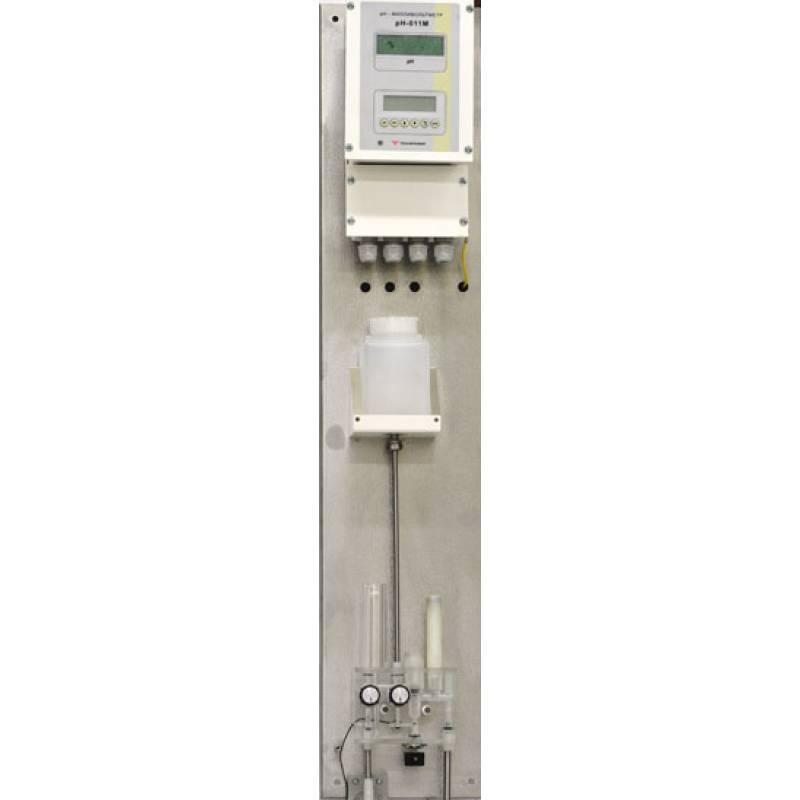 pH- милливольтметр pH-011М - фото 1