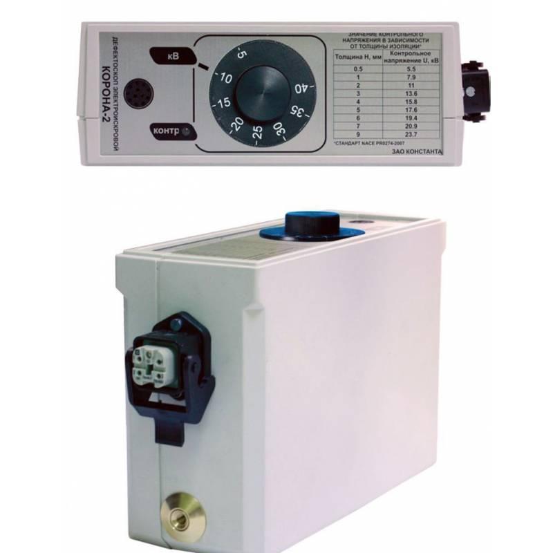 Дефектоскоп электроискровый Корона 2.1 - фото 2