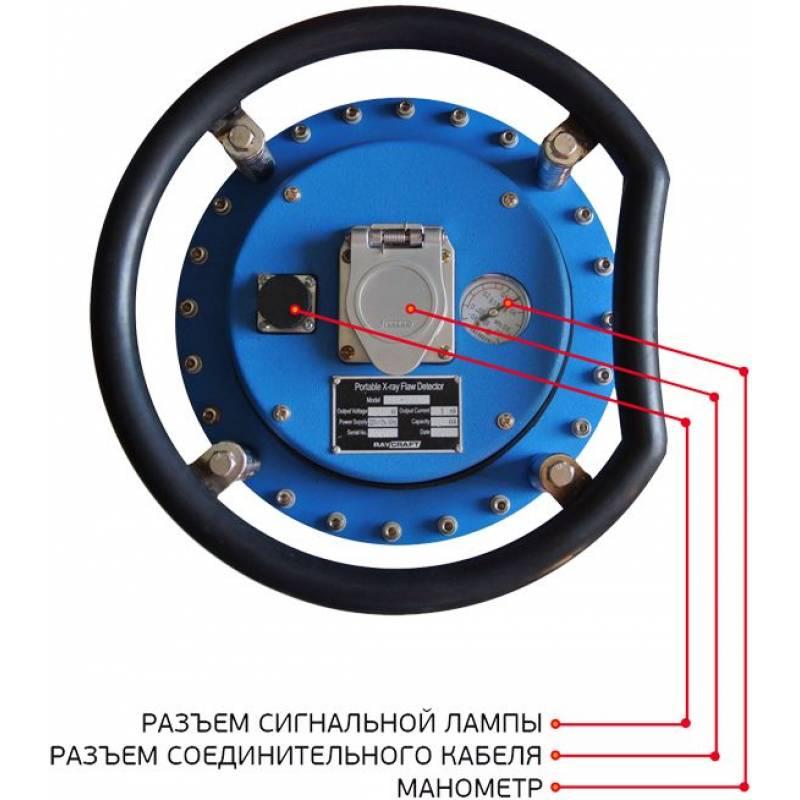 RayCraft GD-220 рентгенографическая установка - фото 1