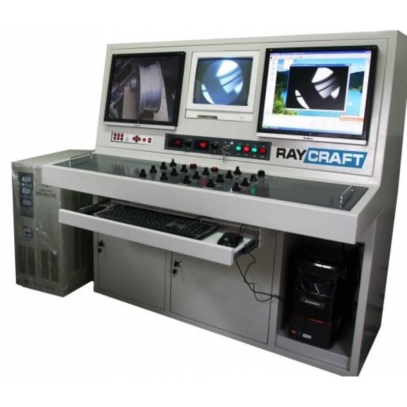 Стационарная рентгенотелевизионная конструкция RayCraft