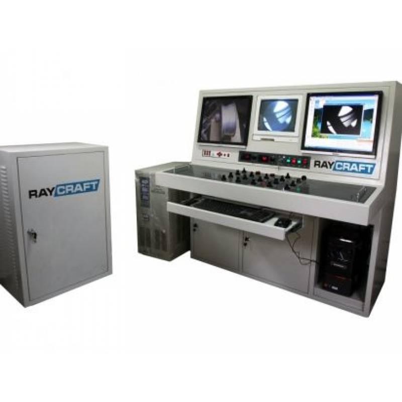 Стационарная рентгенотелевизионная конструкция RayCraft   - фото 3