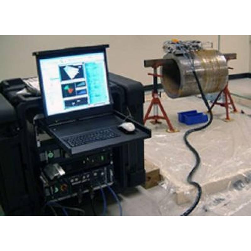 R-32 ультразвуковой дефектоскоп-сканер на фазированной решетке