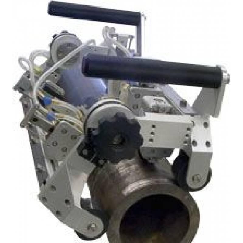 Сканер HSMT-Compact – Контроль сварных соединений