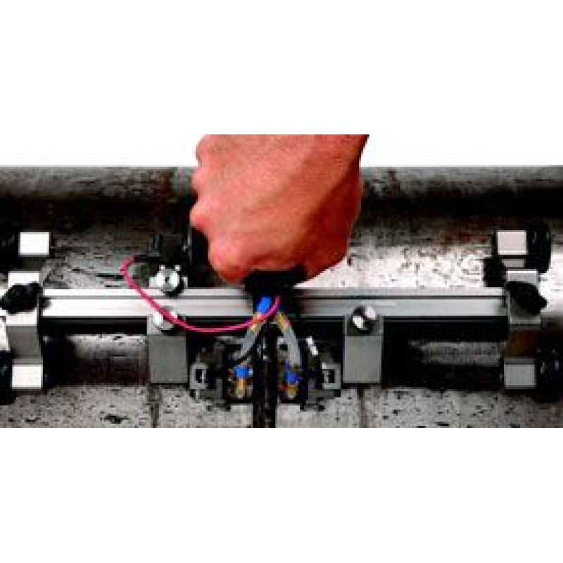 HST-Lite ручной сканер для дефектоскопа Контроль сварных соединений методом TOFD - фото 2