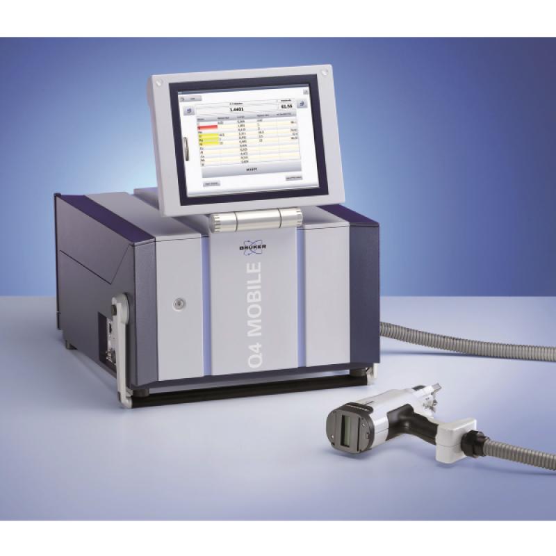 Анализатор оптико-эмиссионный Q4 Mobile - фото 1