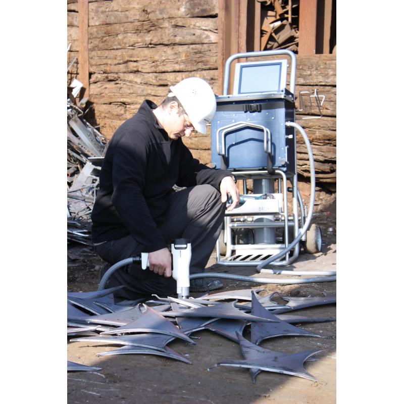 Анализатор оптико-эмиссионный Q4 Mobile - фото 3