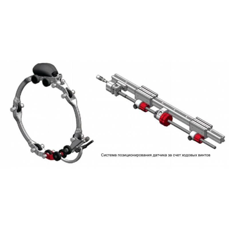 Ручной ультразвуковой сканер на фазированных решетках Olympus CHAIN - фото 1