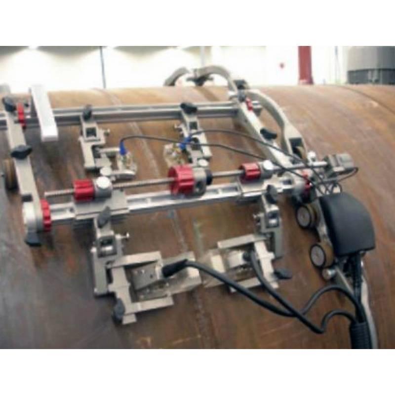 Ручной ультразвуковой сканер на фазированных решетках Olympus CHAIN