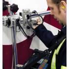 Ручной сканер Сканер Olympus GLIDER для дефектоскопа на фазированных решетках omniscan sx/mx2