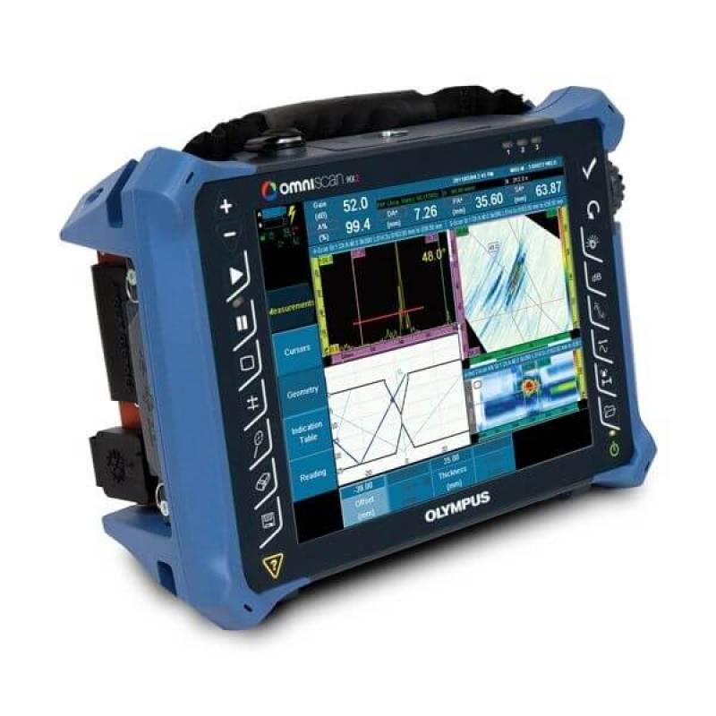 Ультразвуковой дефектоскоп на фазированных решетках OmniScan MX2 - фото 1