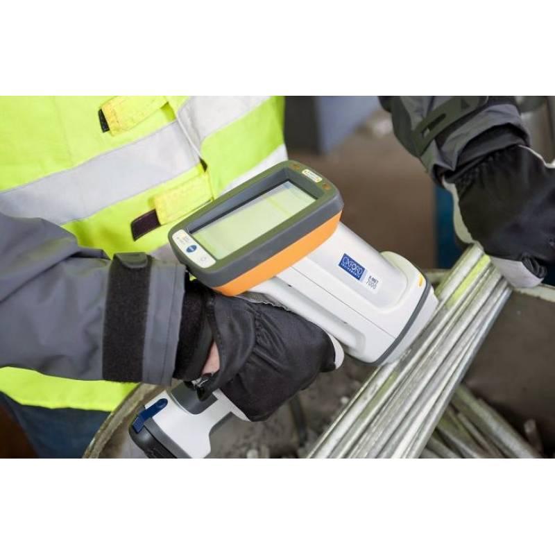 Портативный анализатор металлов и сплавов Х-МЕТ 7500 - фото 4