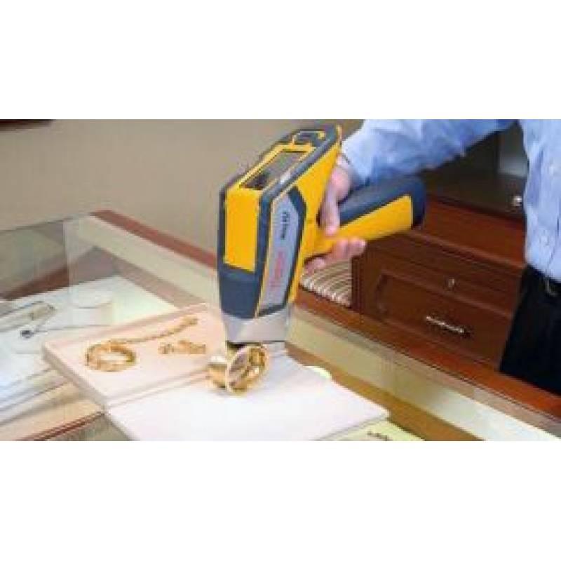 Портативный анализатор металлов и сплавов Niton XL2 - фото 1