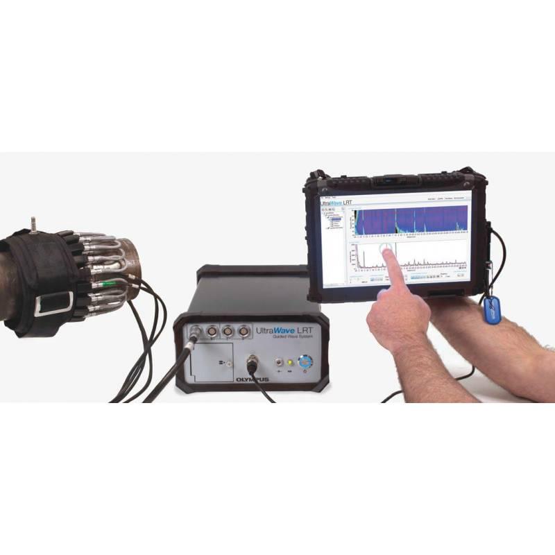Ультразвуковой дефектоскоп для автоматизированного контроля UltraWave LRT - фото 2