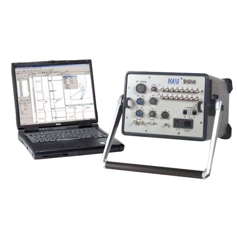 Дефектоскоп для автоматизированного контроля Olympus MultiScan MS 5800 RFT