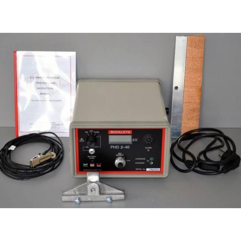 Электроискровой дефектоскоп PHD 2-40 и PHD 1-30 - фото 2