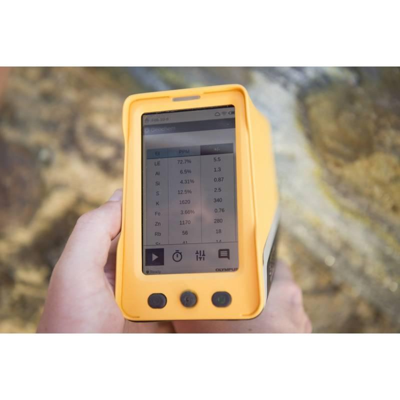 Портативный анализатор, спектрометр для геохимического контроля Olympus Vanta - фото 3