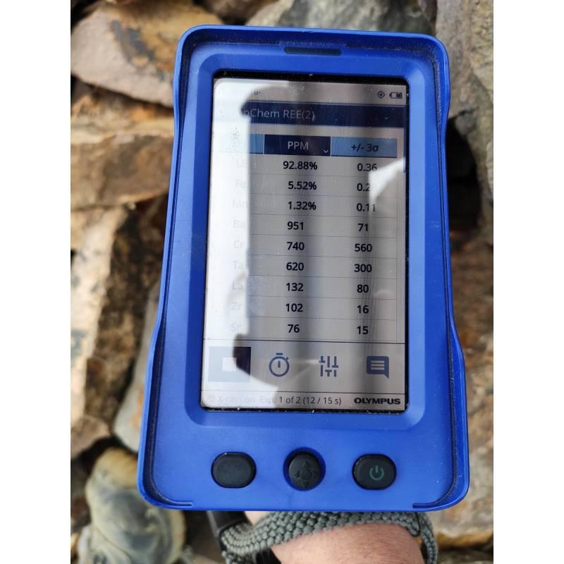 Купить Vanta M для геохимического анализа - фото 5