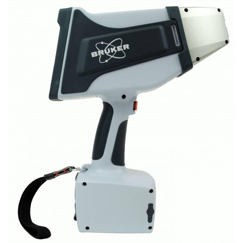Портативный лазерный анализатор Bruker EOS
