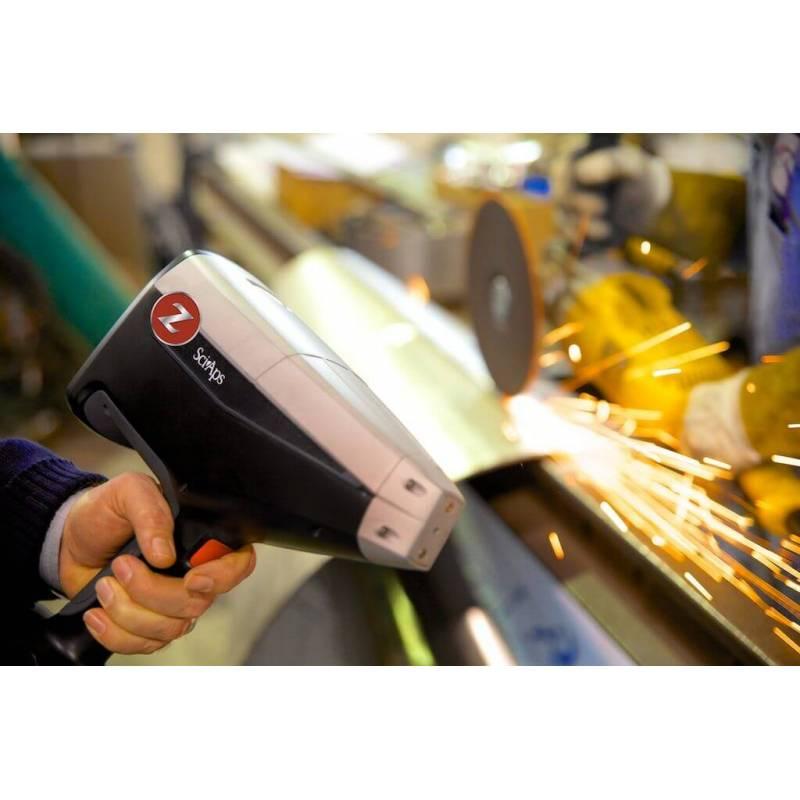 Анализатор металлов с определением углерода Laser-Z 500 - фото 2