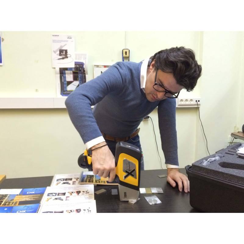 Анализатор металлов Olympus Delta Professional PRO - фото 9