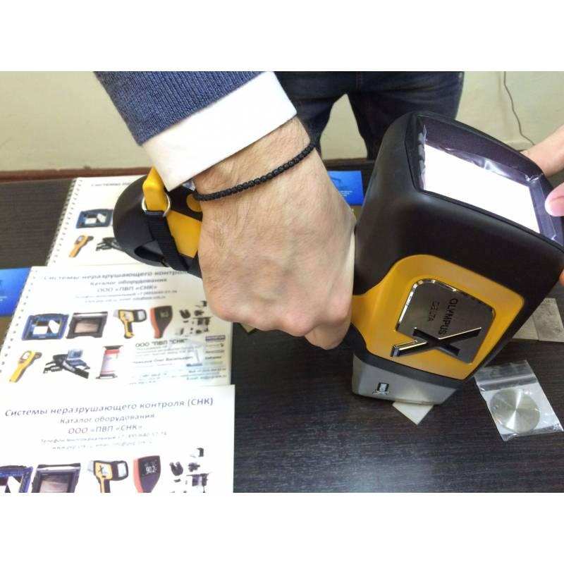 Olympus DELTA Professional портативный анализатор металлов и сплавов - фото 5