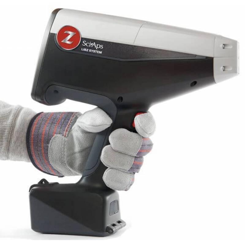 Анализатор металлов с определением углерода Laser-Z 500