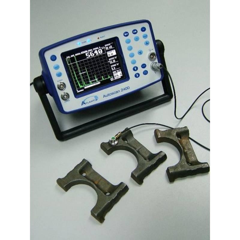 Выпускается ультразвуковая система Autoscan 2400