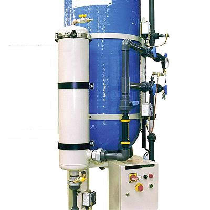 Установка фильтрации воды MAGNAFLUX S500