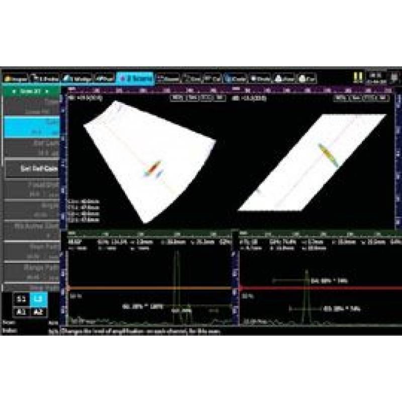 Дефектоскоп на фазированной решетке HARFANG VEO - фото 1